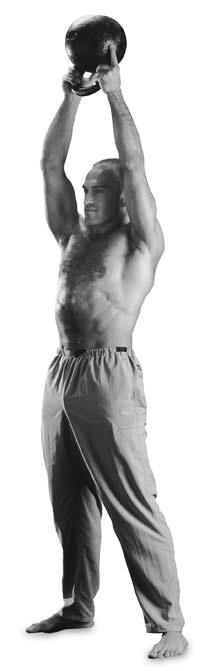 Edzés harang-súlyzóval
